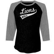 Tail-Hull - 6051 Next Level Unisex Triblend 3/4-Sleeve Raglan