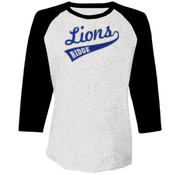 Tail-Ridge - 6051 Next Level Unisex Triblend 3/4-Sleeve Raglan