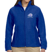 Hull Lions - M990W Harriton Ladies' 8oz. Full-Zip Fleece