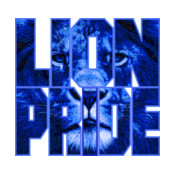 4IN Lion Pride Decal